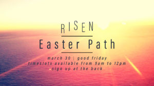 Easter Path