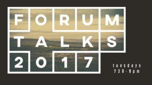Forum Talks