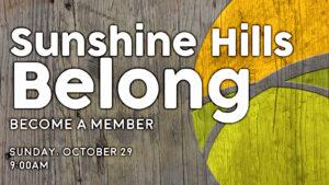 Sunshine Hills Belong