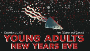 Young Adults New Year's Eve