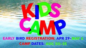 BC Foursquare Kids Camp