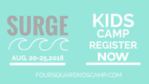 BC Foursquare Kids Camp